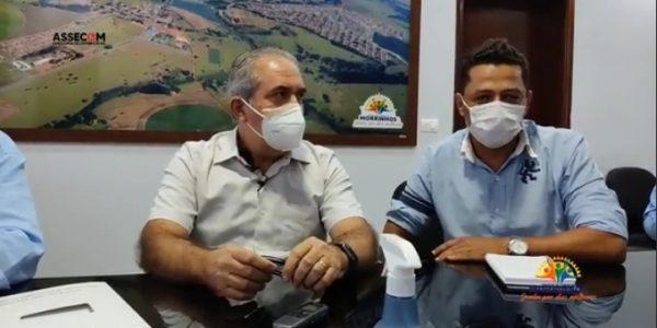 Prefeitura de Morrinhos divulga as novas medidas do Decreto