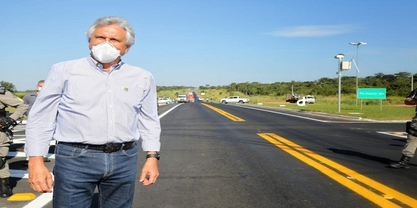 Governo de Goiás investe R$ 13,2 milhões em melhoria da malha viária na rota turística de Caldas Novas