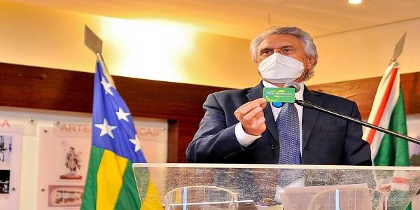 Caiado anuncia abertura de 5 mil vagas para Programa Aprendiz do Futuro